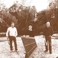 The Frosty Morn Trio Performs Traditional Acoustic Music