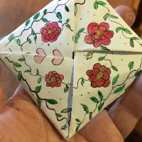 Vintage Victorian Valentine Puzzles at Mid-Continent Public Library