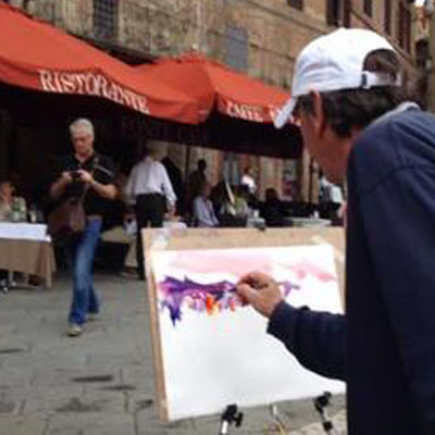 Tom Francesconi Watercolor Workshop