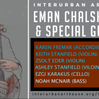 ArtHouse Listening Room with Eman Chalshotori and Special Guests