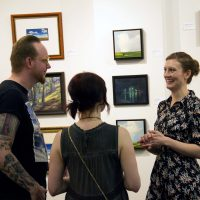 Capturing Bliss Exhibition - Opening Reception