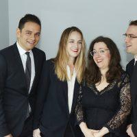 The Opus 76 Quartet
