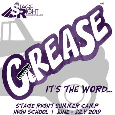 Grease Musical Theatre Summer Camps (grades 9-12)