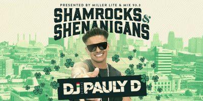 DJ Pauly D at Kansas City Live!