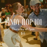 Lindy Hop 101 presented by 627 Stomp at ,