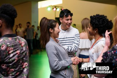 Third Thursday | Talk of the Town