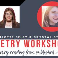 Ghazal Poetry Workshop & Reading presented by Charlotte Seley at ,