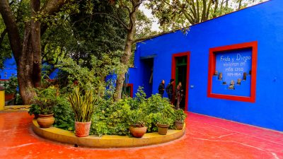 Frida Kahlo's Garden + Live Music & Cocktails