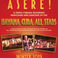ASERE! A Fiesta Cubana with the Havana Cuba All-Stars