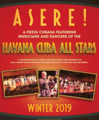 ASERE! A Fiesta Cubana with the Havana Cuba All-St...