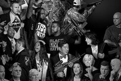 JR x TIME: Guns in America Screening and Discussio...