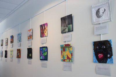 SAQA 12 x 12 Exhibition
