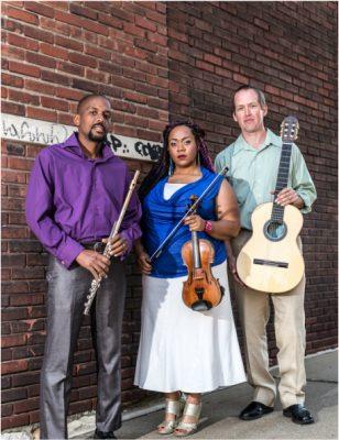 Free Noontime Concert Features Tango Ensemble