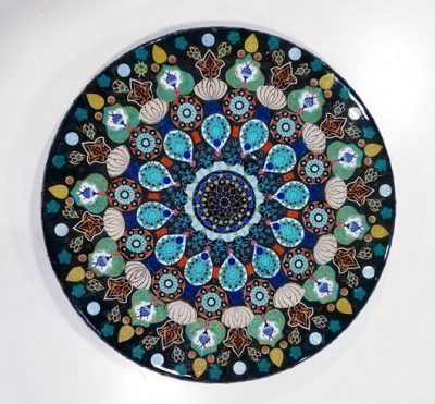 Paper Mandala Workshop with Kathy Malone