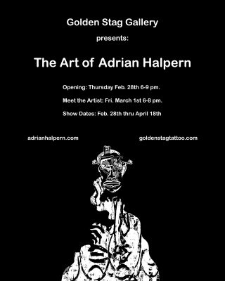 Adrian Halpern