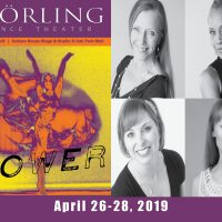 "Storling Dance Theater Presents ""Sower"" presented by The Culture House at The Culture House Stage and Studio at Oak Park Mall, Overland Park KS"