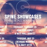 Spine Showcases: Brian Scarborough and Hundee Trio