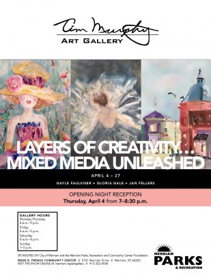 Layers of Creativity...Mixed Media Unleashed