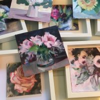 New Floral Paintings by Esther Boyd presented by ArtsKC – Regional Arts Council at ,