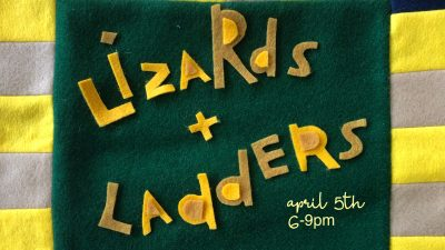 Lizards and Ladders