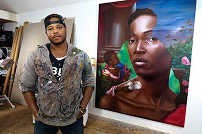 Hoffman Visiting Artist Program Presents Titus Kap...