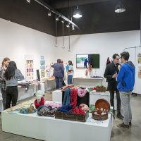 End of Semester Exhibition and Sale
