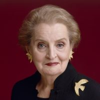 20th Annual Wild About Harry featuring Madeleine Albright