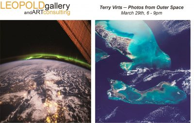 Terry Virts -- Photos from Outer Space