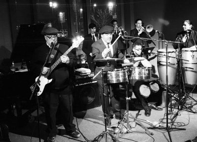 Kansas City Latin Jazz Orchestra presented by American Jazz Museum at The Blue Room, Kansas City MO
