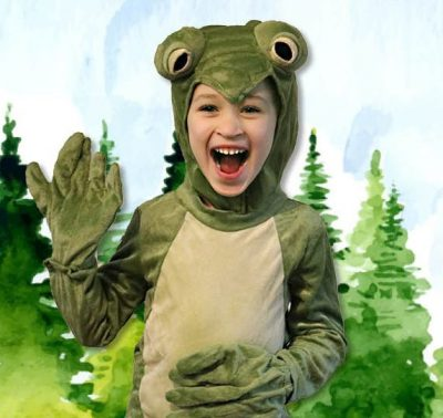 Frog and Toad Kids