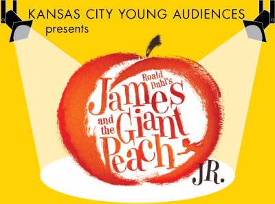 James and the Giant Peach, Jr. presented by Kansas City Young ... on fancy map, cauldron map, amulet map, halloween map, alchemy map, honey map, ruby map, silver map, freshwater map, programming language map, potter map,