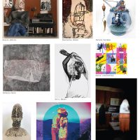 24th Annual Undergraduate College Student Juried Exhibition