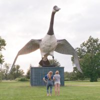 Maxie – World's Largest Goose located in Kansas City MO