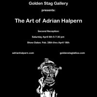 The Art Of Adrian Halpern presented by Adrian Halpern at ,