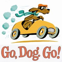GO, DOG. GO! presented by Theatre for Young America at H&R Block City Stage Theatre at Union Station, Kansas City MO