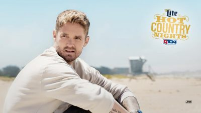 Miller Lite Hot Country Nights with Brett Young presented by Kansas City Power & Light District at Kansas City Live! Block, Kansas City MO