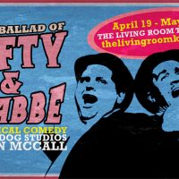The Ballad of Lefty & Crabbe presented by The Living Room Theatre at ,