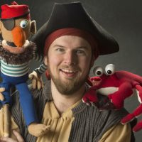 The Shipwreck Show with Cap'n Caboose presented by Mesner Puppet Theater at MTH Theater at Crown Center, Kansas City MO