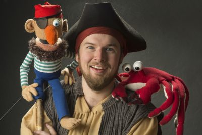The Shipwreck Show with Cap'n Caboose