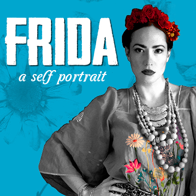 Frida…A Self Portrait presented by Kansas City Repertory Theatre at Copaken Stage, Kansas City MO