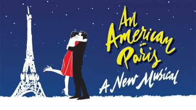 An American in Paris presented by Carlsen Center at Johnson County Community College at Carlsen Center at Johnson County Community College, Overland Park KS