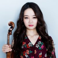 Bomsori Kim, Violin presented by Carlsen Center at Johnson County Community College at Carlsen Center at Johnson County Community College, Overland Park KS