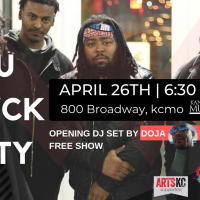 Crown Crafted Music Series with NuBlvckCity and Doja (FREE SHOW)