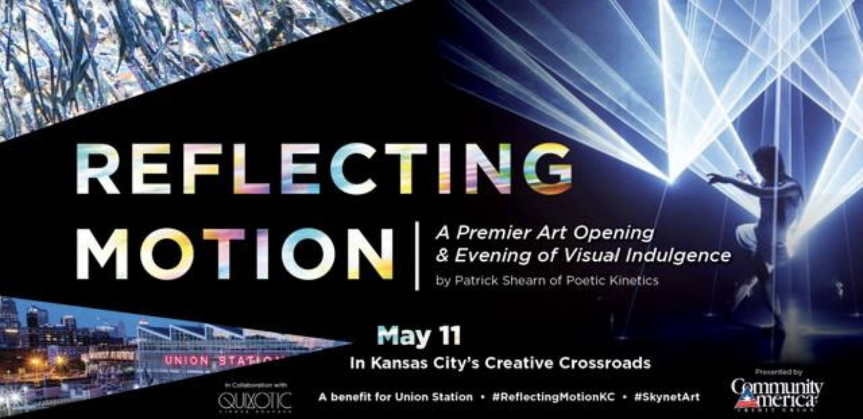 REFLECTING MOTION presented by Union Station Kansas City