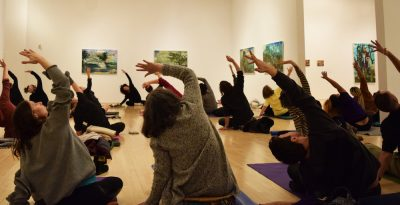 Guided Meditation Series (June) at Kemper Museum presented by Kemper Museum of Contemporary Art at Kemper Museum of Contemporary Art, Kansas City MO