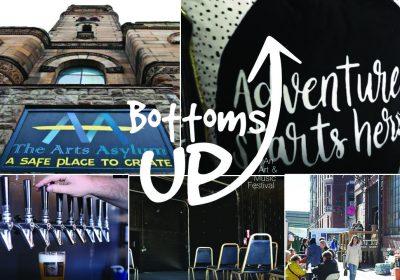 Bottoms Up Arts Festival