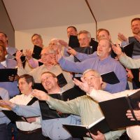 East Hill Singers Concert – a men's choir consisiting of inmates and community volunteer singers presented by Arts in Prison at ,