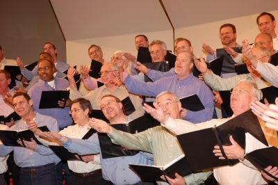 East Hill Singers Concert - a choir consisting of inmates and volunteer singers