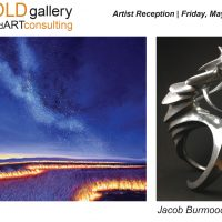 Copt & Burmood Artist Reception--Friday, May 10th, 6-9 PM