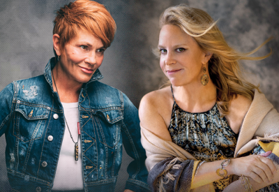 Mary Chapin Carpenter and Shawn Colvin presented by Kauffman Center for the Performing Arts at Kauffman Center for the Performing Arts, Kansas City MO